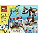 LEGO SpongeBob 3816 - Mondo dei guanti [Importato da Germania]