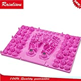 Generic purplFoot massager Lady Special-purpose Massage board Foot massage pad for ld Ultra