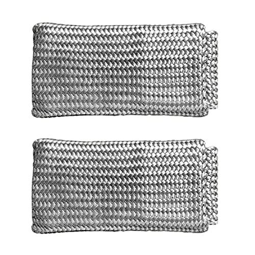TIG Soldando consejos Finger Heat Shield Cover Protector de resistencia a alta temperatura 2 unids, herramientas de hardware