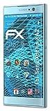 atFolix Schutzfolie kompatibel mit Sony Xperia XA2 Folie, ultraklare FX Bildschirmschutzfolie (3X)