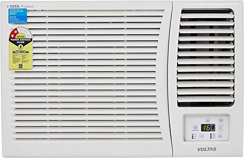 Voltas 2 Ton 2 Star Window AC (Copper 242 DZC White)