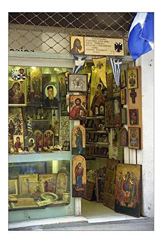 robertharding 12x8 Print of Icon...