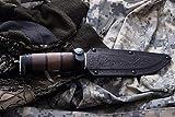 Kizlyar Cuchillo SH de 5, Cuchillo Cuchillo de Caza