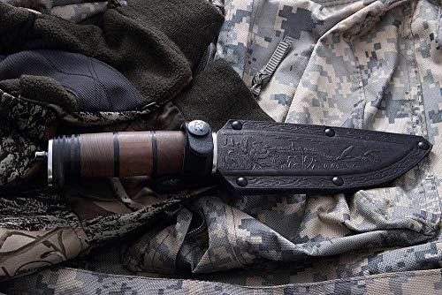 Kizlyar Messer SH-5, Jagdmesser, Outdoormesser