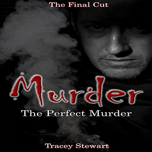 Murder audiobook cover art