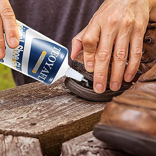 TEOYTAFLY Shoe Glue: Slowly-Dry Professional Grade Shoe Repair Glue(1)