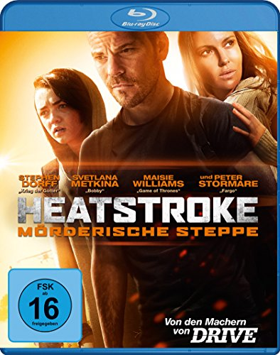 Heatstroke - Mörderische Steppe [Blu-ray]