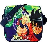 Etruke Anime Dragon Ball Z Son Goku - Bolso Bandolera de Lona para Cosplay 4