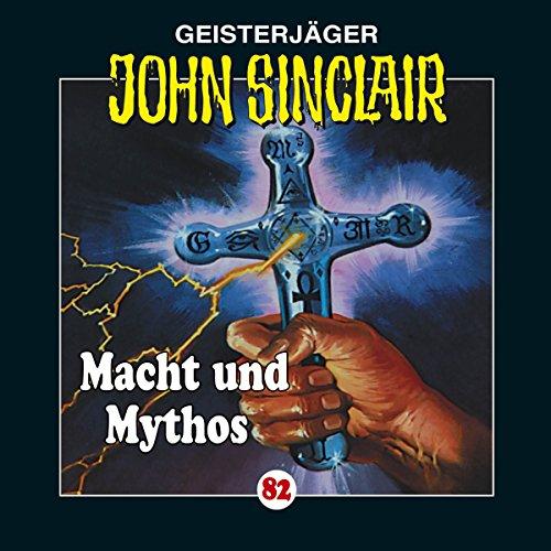Macht und Mythos. Kreuz-Trilogie 3 audiobook cover art