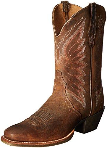 ARIAT womens Western Boot, Woodsmoke, 9.5 US