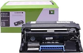 Reemplazo Compatible Cartuchos De Tóner De La Unidad De Tambor LEXMARK 50F0Z00 para La Unidad De Tambor MS617DE LEXMARK MS317DN MX317DN MS417DN 517DN 617DN,Negro