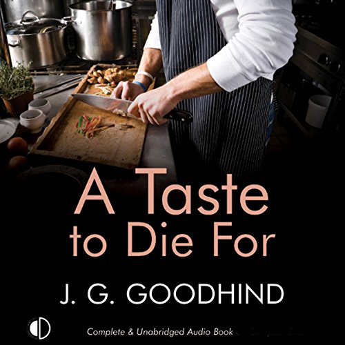 A Taste to Die For cover art
