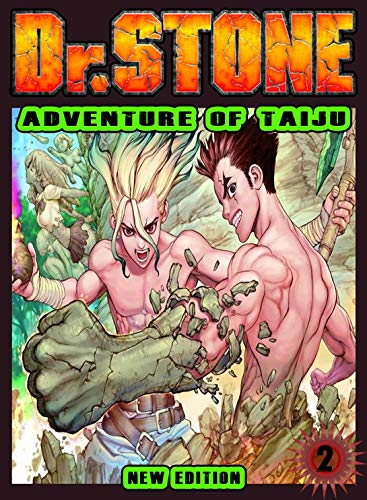 Adventure Of Taiju: Book 2 - Dr STONE Manga Fantasy Comedy Romance For Kids Graphic Action (English Edition)