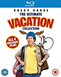 National Lampoon'S Vacation Boxset [Edizione: Regno Unito] [Reino Unido] [Blu-ray]