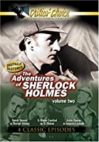 Adventures of Sherlock Holmes, Vol. 2 [DVD] [Import]