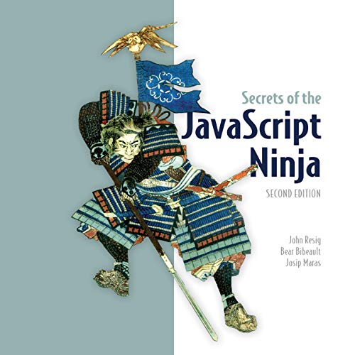 『Secrets of the JavaScript Ninja』のカバーアート