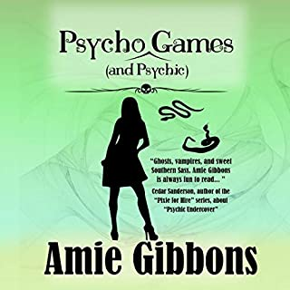 Psycho (and Psychic) Games cover art