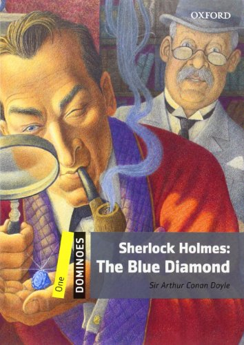 Sherlock Holmes: The Blue Diamond (Dominoes, Level 1)