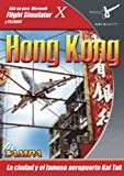 Extension de Flight Simulator Aeropuerto de Hong Kong 'Kai Tak' PC FS-X y 2004, en Español.