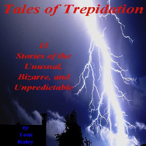 Tales of Trepidation audiobook cover art