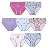Love Diana Girls' Underwear Multipacks, LoveDiana 7pk, 6