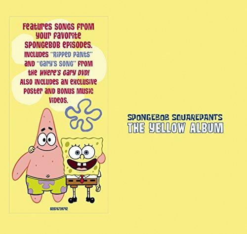 SpongeBob SquarePants: The Yellow Album