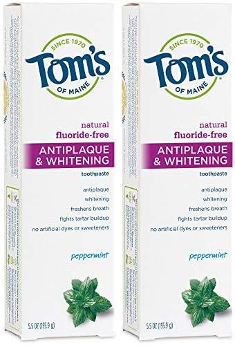 Save on Tom's of Maine toothpaste and antiperspirants/deodorants