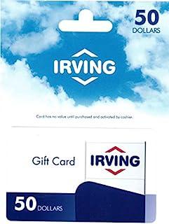 Irving Oil Gift Card
