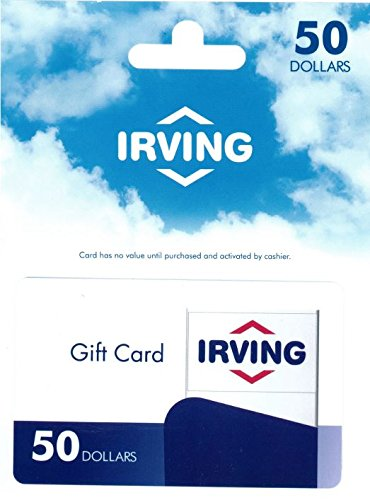 Irving Oil $50 Gift Card