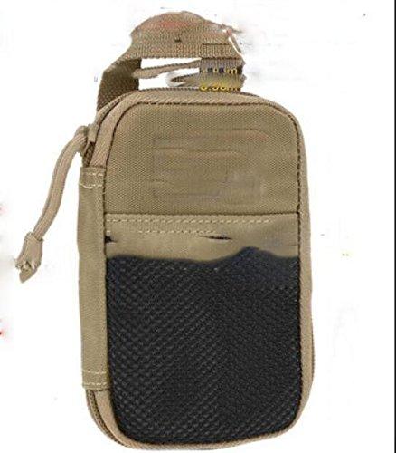 ZYT Outdoor multifonction portable sac casual fan de sports tactique Fanny Pack hommes de mini Oxford sac armée camouflage sac