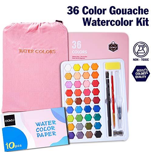 Gouache Paints Set 7