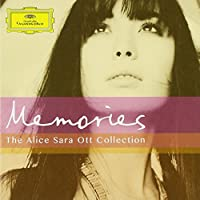 Memories: Collection by Alice Sara Ott (2013-10-01)
