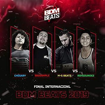 Final Internacional BDM BEATS 2019