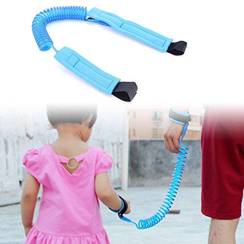 Toddler redini, camminare con cinghia di sicurezza cinturino Link Eholder regolabile Chlids anti perso confortevole elastico mano cintura imbracatura guinzaglio strap