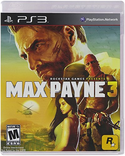 Max Payne 3 [Import Allemand]
