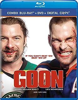 Goon / Goon: dur à cuire (Bilingual) [Blu-ray + DVD + Digital Copy] (B007G6OPJI)   Amazon price tracker / tracking, Amazon price history charts, Amazon price watches, Amazon price drop alerts