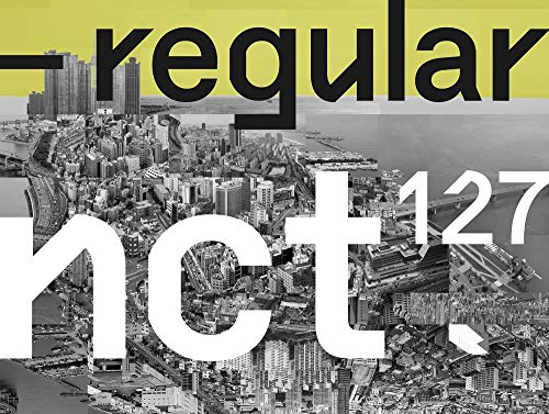 SM Entertainment NCT 127 - NCT #127 Regular-Irregular [Regular ver.] (Vol.1) CD+Photobook+Photocard+Folded Poster+Extra Photocards Set