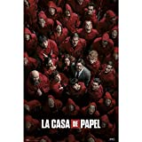 Close Up La Casa De Papel Poster Haus des Geldes (61cm x