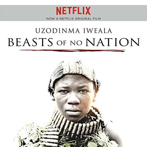 Beasts of No Nation audiobook cover art