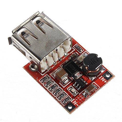 Ils - 10 stuks 3V tot 5V 1A USB-oplader DC-DC converter Step Up Boost-Mod
