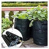 RT-OSXE 0.5mm Flexible Fischteichfolie, Faltbar Dauerhaft Garten Undurchlässige Folie, Reißfest Teichfolien für Draussen Blumenzimmer Pflanzen, Anpassbar (Color : Black (0.5mm), Size :...