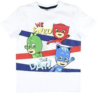 Camiseta de los héroes de pijama.