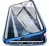 Mkej Magnetisch Hülle Kompatibel für Samsung Galaxy A20E,
