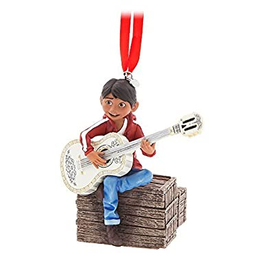 Disney Miguel Singing Sketchbook Ornament - Coco