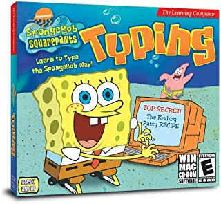 spongebob squarepants typing game