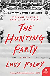 The Hunting Party by Lucy Foley book cover