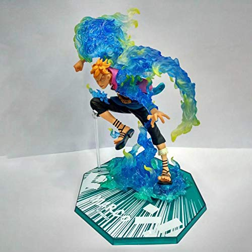 KroY PecoeD Figura de Acción de Anime One Piece de 15-20 cm, Figura d