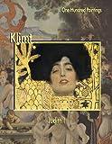 Klimt: Judith I (One Hundred Paintings Series)
