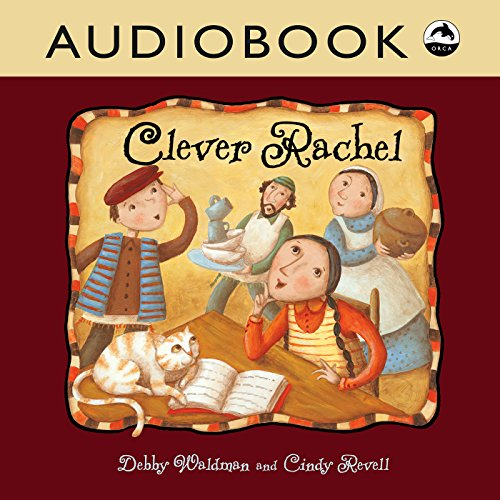 Clever Rachel audiobook cover art