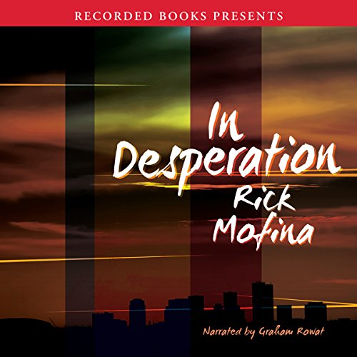 In Desperation audiobook cover art